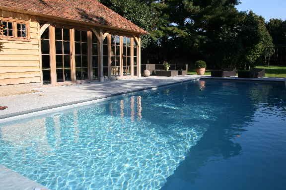 Zwembad aanleggen for Inbouw zwembad compleet